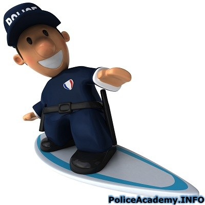 Cape May County Police Academy in NJ